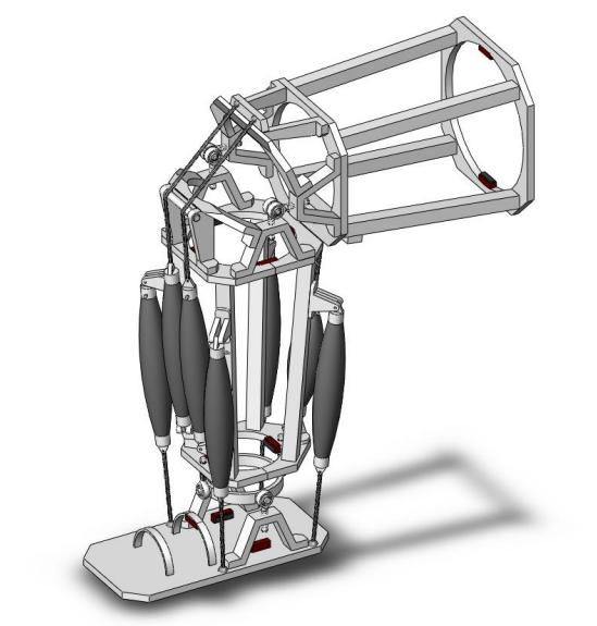 Powered Exoskeleton Leg